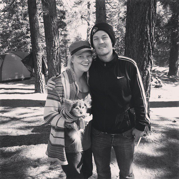 Patrick Survived Camping Mt. Pinos (August 2013)