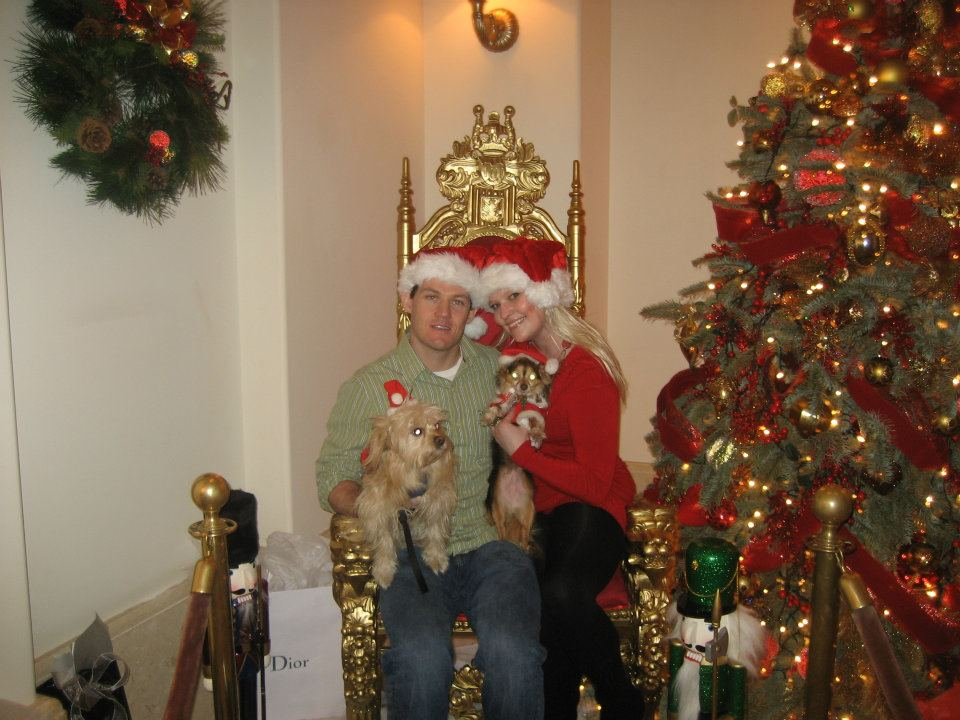 Christmas 2011 Montage, Beverly Hills