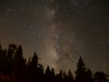 Milky Way at Mt. Pinos